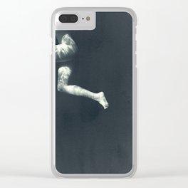 161007-2943b Clear iPhone Case