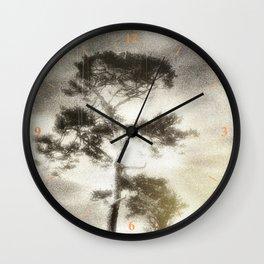 Deadly silence... Wall Clock