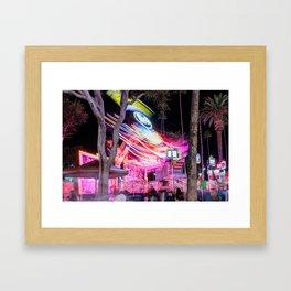 LA Fair 2019 shot #8 Framed Art Print