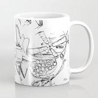 poland Mugs featuring O'Prime Zielona Góra Poland by O'Prime