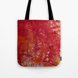 Blood is the New Black Tote Bag