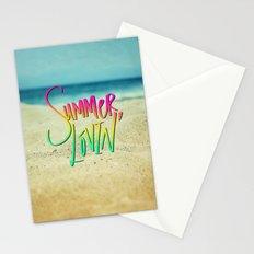 Summer Lovin' x Hawaii Stationery Cards