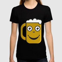Beer party  #society6 #decor #buyart #artprint T-shirt