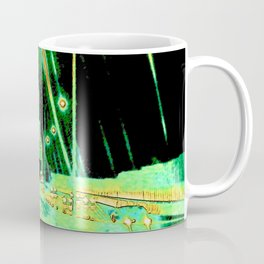 A Little Night Drive Coffee Mug