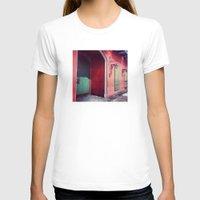 door T-shirts featuring Door by wendygray