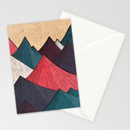 Vintage Mounts Stationery Cards