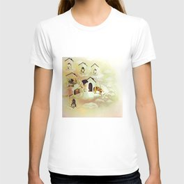 Stealing Doggy House T-shirt