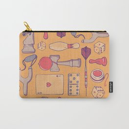 Retro games Carry-All Pouch