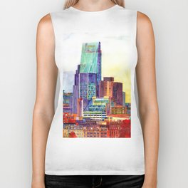 Sunshine in London Biker Tank