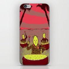 Lemon Boys iPhone & iPod Skin