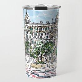 Spain  Travel Mug
