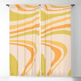 Rebirth Of The 70's No. 105 Blackout Curtain