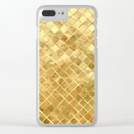 Goldie Clear iPhone Case
