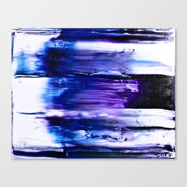 Motion Blues #4 Canvas Print