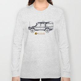 Land Cruiser Pick-up Long Sleeve T-shirt