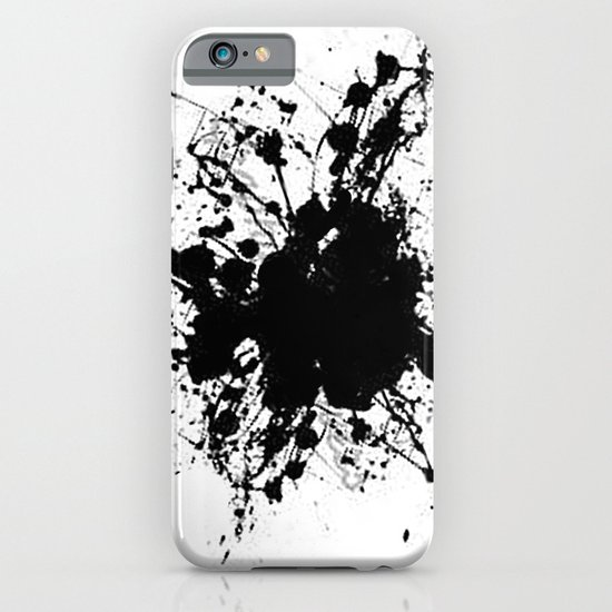Splat iPhone & iPod Case