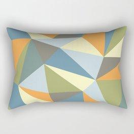 Nature Deconstructed Rectangular Pillow