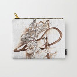 Bell'Italia - Miss Rome Carry-All Pouch