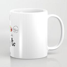 Talk Dirty Coffee Mug