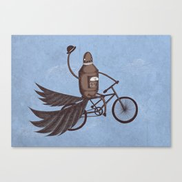 Tally-Ho! Canvas Print