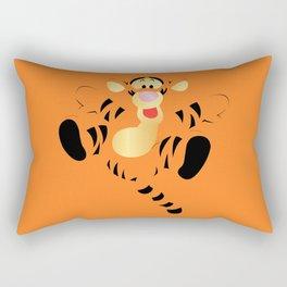 Bouncing Baby Tigger Rectangular Pillow