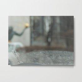 Spirit/Slush Metal Print