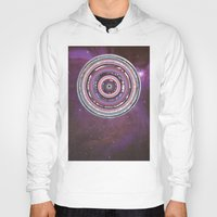 battlestar galactica Hoodies featuring Galactica by Laurie McCall