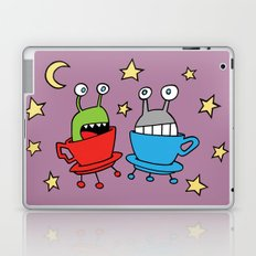 Space MiniMonsters Laptop & iPad Skin
