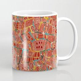 ESHE red Coffee Mug