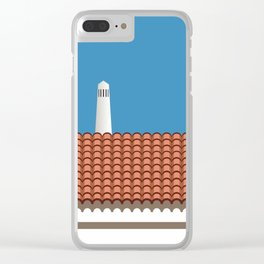 SUMMER HOUSE 2 Clear iPhone Case