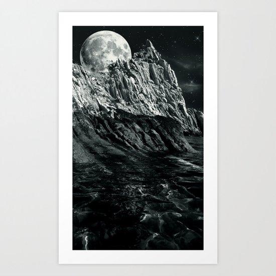 cocoon Art Print