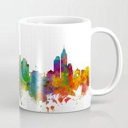 Taipei Taiwan Skyline Coffee Mug