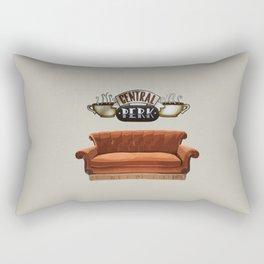 Central Perk Rectangular Pillow
