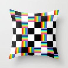 Chessboard 2013 Throw Pillow