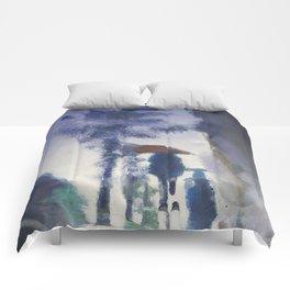Trottoir miroir Comforters