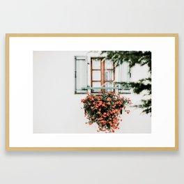 Lago di Garda Framed Art Print