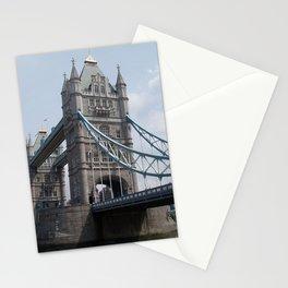 London Tower Bridge Stationery Cards