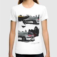 mercedes T-shirts featuring BERLIN by Pagarelov