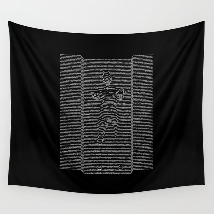 Joy Division: Going Solo Wall Tapestry
