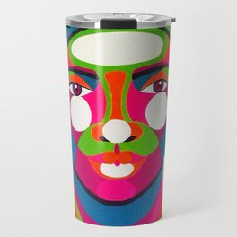 Palenquera es color Travel Mug
