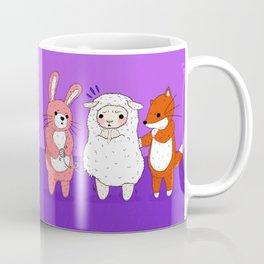 Lambie's Body Suit Problem Coffee Mug