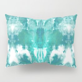 Aqua Blue Lagoon Pillow Sham