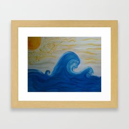 Untitiled - 9 Framed Art Print