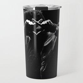 Abel Makkonen portrait starboy Travel Mug