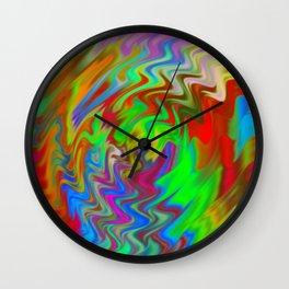 Greenfire Wall Clock