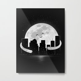 Goodnight Metal Print