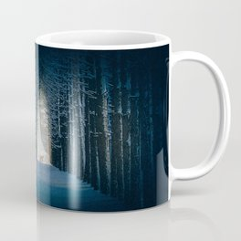 Lady into Fox Coffee Mug