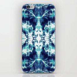 Celestial Nouveau Tie-Dye iPhone Skin