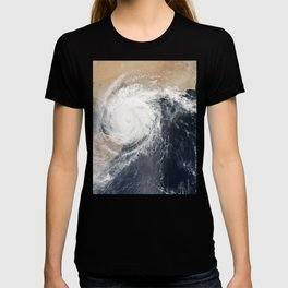Tropical Cyclone Chapala Over the Gulf of Aden T-shirt