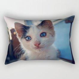 kitten Rectangular Pillow